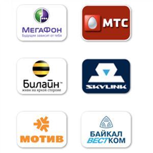 Операторы сотовой связи Грибановского